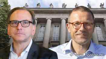 Stichwahl in Wuppertal: Mucke und Schneidewind wollen kämpfen - t-online.de