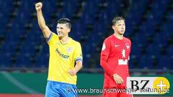 Meyer will bei Eintracht den Kurs beibehalten