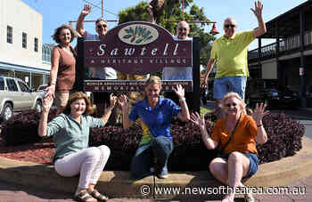 New Sawtell Fun Day Committee Working Hard For Another Bumper New Year's Day Event - News Of The Area
