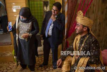 Upacara Pernikahan di Masa Pandemi di Srinagar India - Republika Online