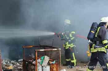 Schwarzenbruck: Polizei jagt Feuerteufel - fünf Brände an einem Wochenende - inFranken.de