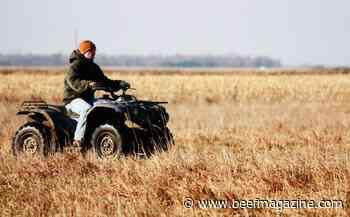 Stay alert & stay safe during harvest season