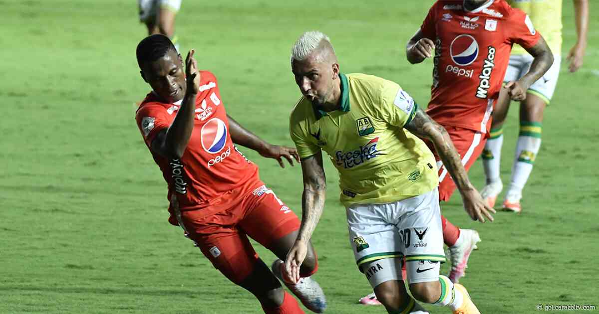 Bucaramanga vs. Patriotas EN VIVO: alineaciones, mejores jugadas y estadísticas de los jugadores - Gol Caracol
