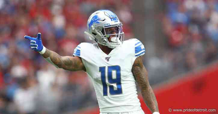 Injury report: Golladay questionable, Trufant doubtful to play vs. AZ