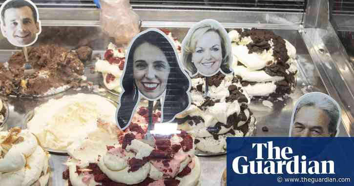 New Zealand's weirdest election: Covid dominates battle between Ardern and Collins