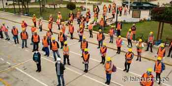 Santiago de Cao genera 407 empleos temporales con el programa 'Trabaja Perú' - La Industria.pe