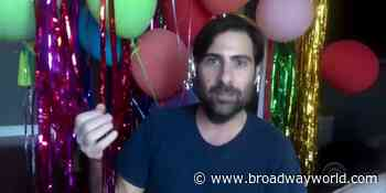VIDEO: Jason Schwartzman Talks About Looking Busy on THE LATE LATE SHOW - Broadway World