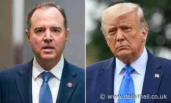 Adam Schiff tells Trump aides it's 'time to resign'