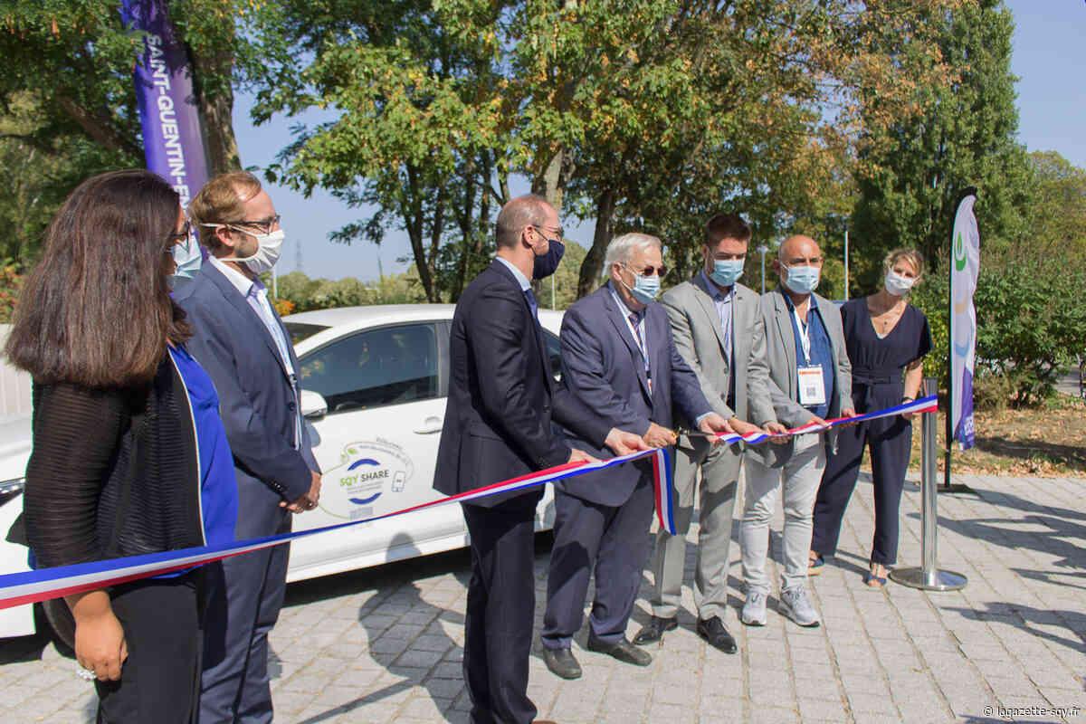 Neuf voitures partagées par trois entreprises - La Gazette de Saint-Quentin-en-Yvelines