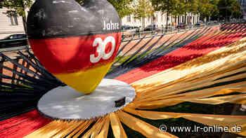 30 Jahre Einheit: Wiedervereinigung wird in Spremberg groß gefeiert - Lausitzer Rundschau