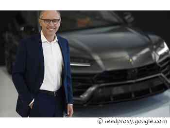 Lamborghini CEO Domenicali steps down to become Formula One boss