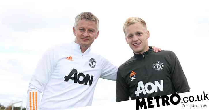 Ole Gunnar Solskjaer fumes at Donny van de Beek 'disrespect' over Man Utd transfer plans