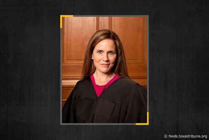 Donald Trump to nominate Amy Coney Barrett to U.S. Supreme Court, reports say