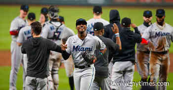 After Season of Challenges, Marlins Are on the Verge of a Breakthrough