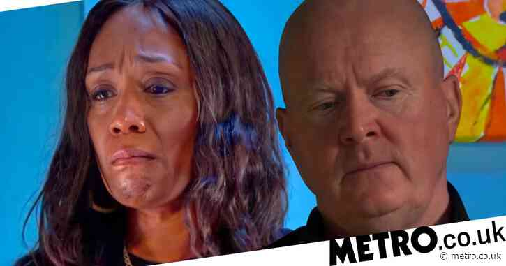 EastEnders spoilers: Denise Fox refuses to tell Phil Mitchell about Raymond