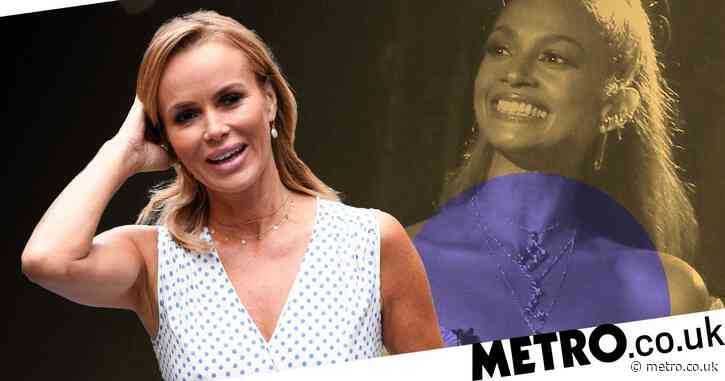 Amanda Holden 'didn't realise' Alesha Dixon's necklace spelled BLM on Britain's Got Talent