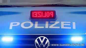 Drogen nach Verfolgung sichergestellt: Verdächtiger entkommt - Süddeutsche Zeitung