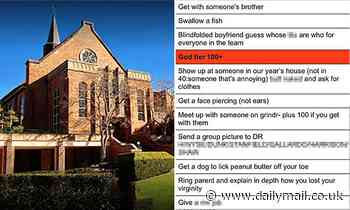 Pymble Ladies College students could miss out on final exams after muck-up challenge leaked