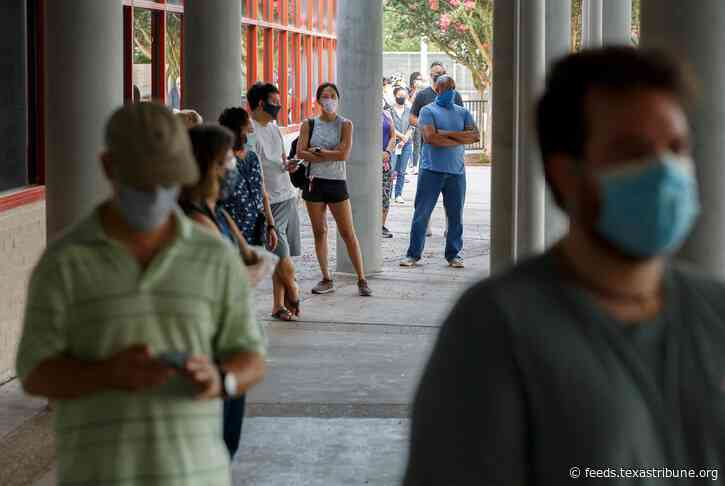 Federal judge blocks Texas' elimination of straight-ticket voting