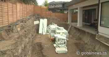 Two Okanagan families left in financial hole after contractor allegedly skips town