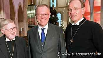 Landesbischof Ralf Meister ist neuer Abt des Klosters Loccum - Süddeutsche Zeitung