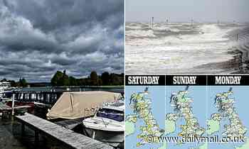 UK weather: Britain will wake up to 'dry and sunny conditions'
