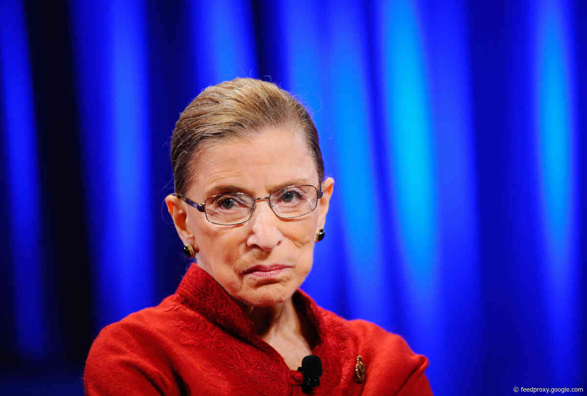 Must Read: 'InStyle' Pays Tribute to RBG, the New Wave of Fashion Criticism
