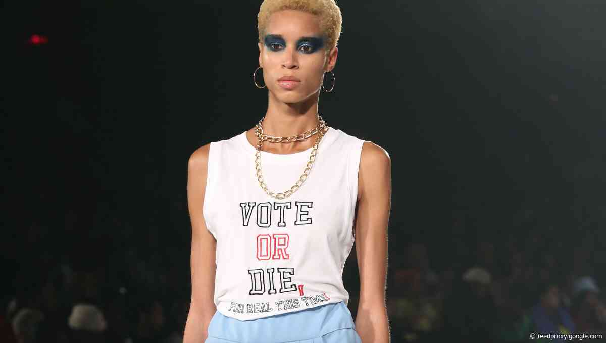 This Year's Election Matters to Fashion and Humanity More Than Ever