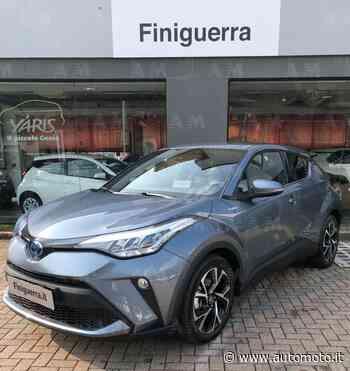 Vendo Toyota C-HR 2.0 Hybrid E-CVT Comfort nuova a Poggiridenti, Sondrio (codice 8020952) - automoto.it