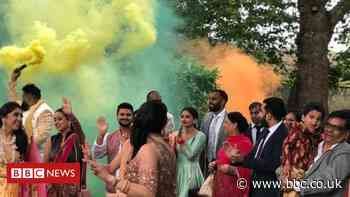Covid-19 restrictions: 'South Asian weddings should have 400 guests - not 15'