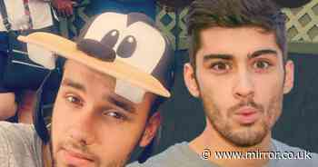 Liam Payne sends thoughtful message to Zayn Malik as he and Gigi Hadid welcome baby - Mirror Online