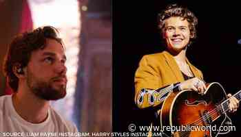 Liam Payne reacts to Harry Styles sleep track, One Direction fans lose calm on Twitter - Republic World - Republic World