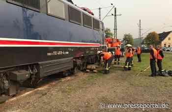 Presseeinladung zum Feuerwehr-Übungseinsatz am Bahnhof Wesel - Presseportal.de