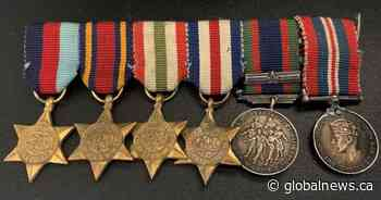 Toronto police looking for owner of Second World War medals recovered during drug investigation