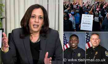 Kamala Harris slammed claims BLM protests and violent unrest 'essential' for keeping police in check