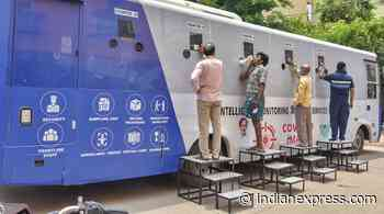 Telangana, Andhra Pradesh Coronavirus Live Updates: AP records 7,073 new cases, 48 deaths - The Indian Express