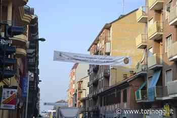 Nichelino festeggia i 20 anni del titolo di città con 20 striscioni appesi in via Torino - TorinOggi.it