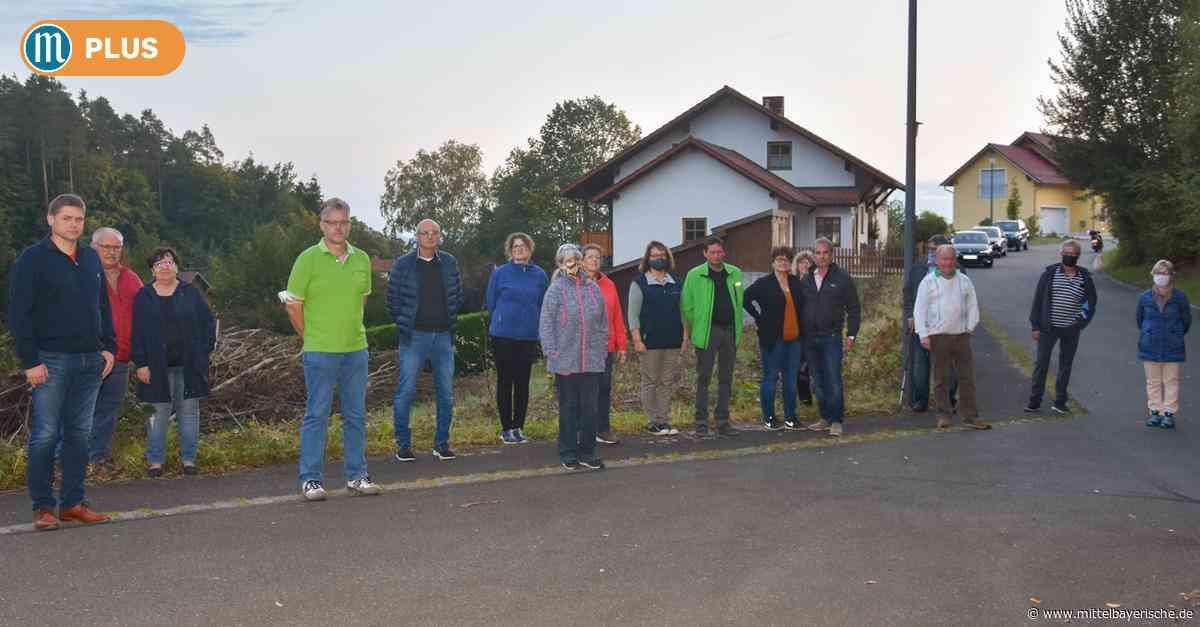 Protest gegen Reihenhaus in Stamsried - Region Cham - Nachrichten - Mittelbayerische