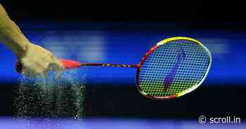Badminton: Asian leg of world tour postponed to 2021 due to coronavirus - Scroll.in