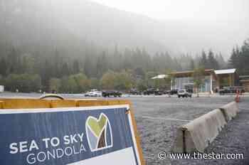 Owners of vandalized gondola in Squamish, B.C., offer $250,000 reward for information