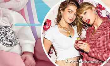 Gigi Hadid reveals 'aunties' Taylor Swift and Donatella Versace sent baby gifts
