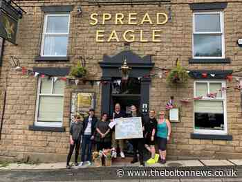 Spread Eagle pub in Bromley cross wins gong at Great British Pub Awards - The Bolton News