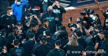 In a Season of Challenges, the Marlins Finally Break Through