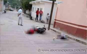 Asesinan a madre e hija en centro de Huitzuco - El Sol de Acapulco
