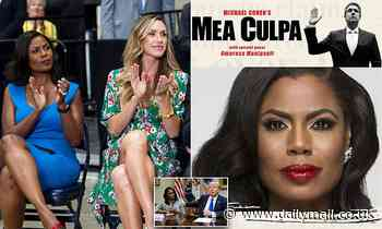 Omarosa claims she has secret tapes of Lara Trump 'badmouthing Donald, Melania and Ivanka'