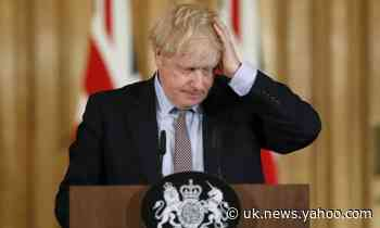 'Don't bake in a tent': Boris Johnson's painful week as a punchline