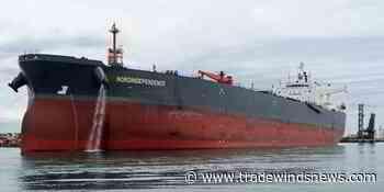 Reederei Nord aframax tanker held in Primorsk | TradeWinds - TradeWinds