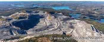 Nantel s'enfonce dans les mines