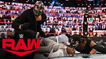 "Retribution Member Takes Shot At ""Bane"" Actor Tom Hardy - Wrestling Inc."
