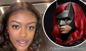 Batwoman: First official look at Javicia Leslie in costume as Gotham City's newest superhero